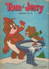 Tom et Jerry (Puis Tom & Jerry) (2e Série - Sage) -33- Tom s'attendrit !