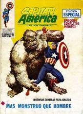Capitán América (Vol. 1) -17- Mas monstruo que hombre