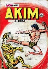 Akim (1re série) -Rec075- Album N°75 (du n°421 au n°424)