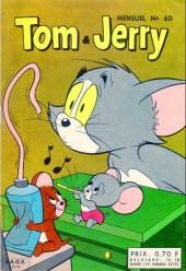 Tom et Jerry (Puis Tom & Jerry) (2e Série - Sage) -60- Invraisemblable... mais vrai !