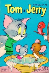 Tom et Jerry (Puis Tom & Jerry) (2e Série - Sage) -70- La mine, abandonnée !