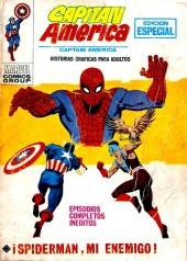 Capitán América (Vol. 1) -18- ¡Spiderman, mi enemigo!