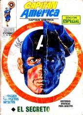 Capitán América (Vol. 1) -19- El secreto