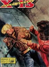 X-13 agent secret -274- Une journée bien remplie