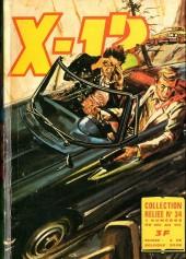 X-13 agent secret -Rec34- Collection reliée N°34 (du n°265 au n°271)