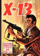 X-13 agent secret -Rec35- Collection reliée N°35 (du n°272 au n°275)