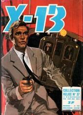 X-13 agent secret -Rec37- Collection reliée N°37 (du n°280 au n°283)