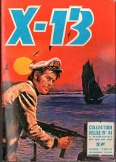 X-13 agent secret -Rec41- Collection reliée N°41 (du n°296 au n°299)