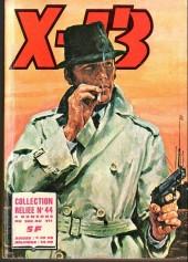 X-13 agent secret -Rec44- Collection reliée N°44 (du n°308 au n°311)
