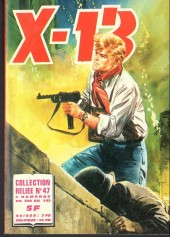 X-13 agent secret -Rec47- Collection reliée N°47 (du n°320 au n°323)