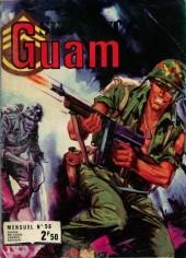 Sergent Guam -56- Un vampire à bord