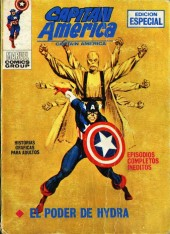 Capitán América (Vol. 1) -22- El poder de Hydra