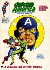 Capitán América (Vol. 1) -23- La venganza del Capitán América
