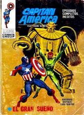Capitán América (Vol. 1) -24- El gran sueño