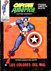 Capitán América (Vol. 1) -25- Los colores del mal