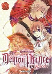 Demon Prince & Momochi (The) -3- Tome 3