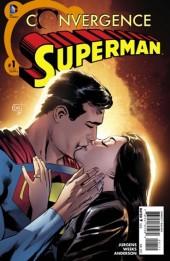 Convergence Superman (2015) -1- Superman again