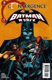 Convergence Batman & Robin (2015) -1- Father Sons