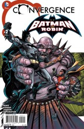 Convergence Batman & Robin (2015)