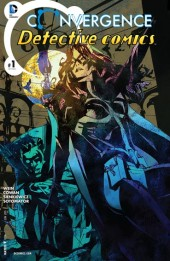 Convergence Detective Comics (2015) -1- Powers and Responsibilities...!