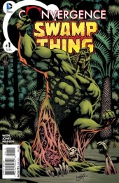 Convergence Swamp Thing (2015) -1- It's not easy being Green !