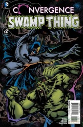 Convergence Swamp Thing (2015) -2- The night has a thousand eyes!
