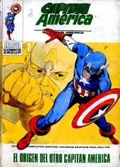 Capitán América (Vol. 1) -28- El origen del otro Capitán América