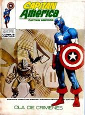 Capitán América (Vol. 1) -29- Ola de crímenes