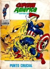 Capitán América (Vol. 1) -30- Punto crucial