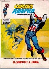 Capitán América (Vol. 1) -31- El camino de la locura
