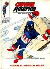 Capitán América (Vol. 1) -34- Vuelva el polvo al polvo