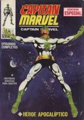 Capitán Marvel (Vol.1) -1- Héroe Apocalíptico