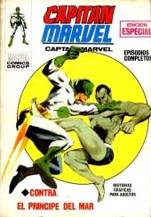 Capitán Marvel (Vol.1) -2- Contra el Príncipe del Mar