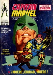 Capitán Marvel (Vol.1) -3- ¡Muere, ciudad, muere!