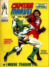 Capitán Marvel (Vol.1) -4- ¡Muere Traidor!