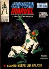 Capitán Marvel (Vol.1) -6- Cuando muere una galaxia