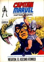 Capitán Marvel (Vol.1) -9- Megatón, el asesino atómico