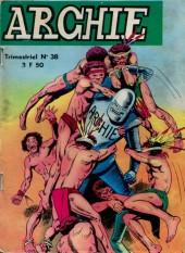 Archie (Jeunesse et Vacances) -38- Au pouvoir des cactus