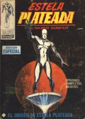 Estela Plateada (The Silver Surfer) -1- El origen de Estela Plateada