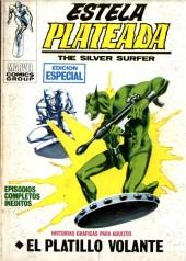 Estela Plateada (The Silver Surfer) -2- El platillo volante