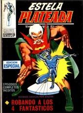 Estela Plateada (The Silver Surfer) -5- Robando a los 4 Fantásticos