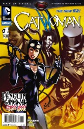 Catwoman (2011) -AN01- Black Ice