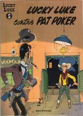 Lucky Luke -5b69- Lucky luke contre pat poker