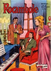Rocambole -2- Le troisième larron