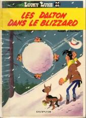 Lucky Luke -22d88- Les Dalton dans le blizzard