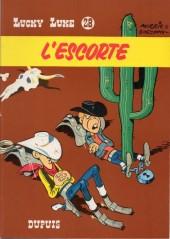 Lucky Luke -28a84- L'escorte