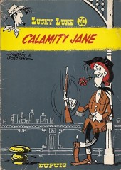 Lucky Luke -30a79- Calamity jane
