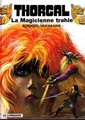 Thorgal -1d01- La Magicienne trahie
