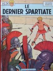 Alix -7b1985- Le Dernier Spartiate