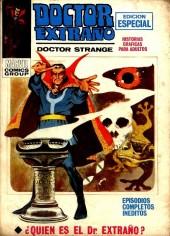 Doctor Extraño -1- ¿Quién es el Doctor Extraño?